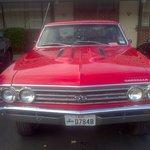 1968 Chevelle Clone