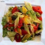 Assortiment de légumes assaisonnés
