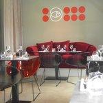 Restaurant Des Petits Pois Sont Rouges: le restaurant du LOGIS Hôtel le Miramont à Argelès-Gazos