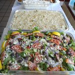 Greek Food Catering