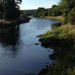 View of River Cree