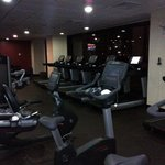 State of the Art LifeFitness Gym