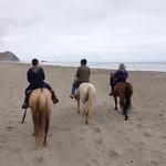 Beach Ride!