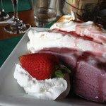 Blackberry Ice Cream Pie-The Best