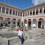 Courtyard at JW Marriott, Cusco