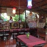 Bamboo Train Cafe