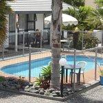 Mana-Nui Pool area