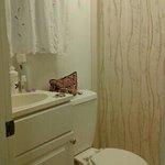 teeny tiny bathroom