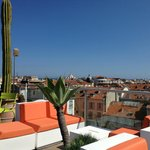 Roof Top terrace view