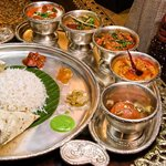 Thali Business Lunch