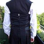 Venetian style veste