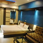 Super Deluxe Room with Front Facing Balcony