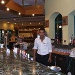 Karim Bar staff