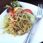 YUM MAMUANG  - Green Mango Salad