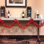 Foto de Cobblestone Hotel & Suites Knoxville, IA