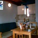 Interior de nuestros bungalows