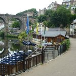 Boats on the Nidd