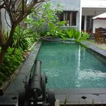 cannon and pool