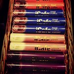 iCafe branded chocolate selection
