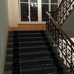 Historisch erhaltene Treppenhäuser