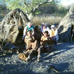 The Haina Kalahari Lodge Bushman Experience