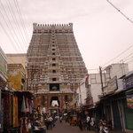 Srirangam Temple- Murali visit