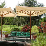 Villa la Chiusa relaxing...