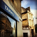 Yammo! next to the old Corn Market