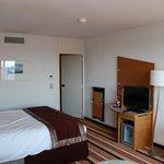 Nice ample room