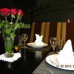 Linen Napkins at Dinner