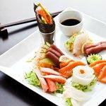 Sashimi Combo Platter