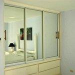 One bedroom unit at Las Margaritas hotel