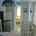 Two bedroom unit at rentavillas.com Las Margaritas Hotel