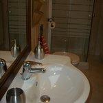 Bagno mini-appartamento