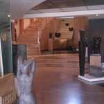The main foyer