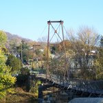 Buchanan Swinging Bridge