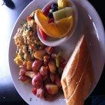 Un succulent petit déjeuner