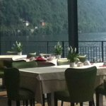 Beautiful setting for dining