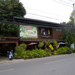 Fern Restaurant, Mae Hong Son