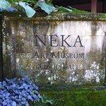The NEKA ART MUSEUM.