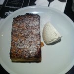 Amazing bread & butter pudding
