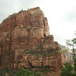 Angel's Landing from the trail