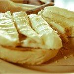 Peanut Butter Crunch Bagel with Honey Banana Cream Cheese