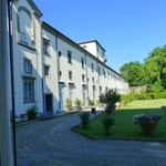 Jardin monastique