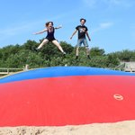 The Jumping Pillow (not just for kids!)