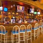 Our wonderful Bar