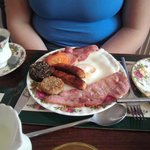 Irish Breakfast by Una