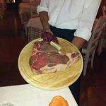 questo e'uno dei prelibati piatti del ristorante una goduria!!!!!!!!