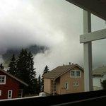 Brouillard le matin