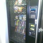 Hallway vending